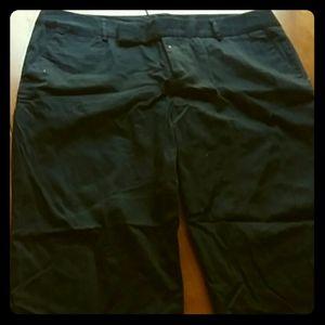 (3/$30) Dark Navy Straight-Legged Pants